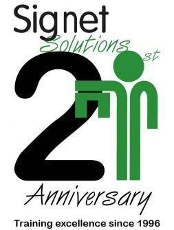 Happy 21st Anniversary to Signet Solutions